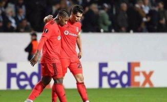 Malmö 2- Beşiktaş 0