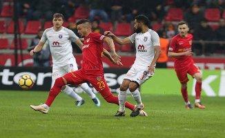 Medipol Başakşehir 1- Kayserispor 0