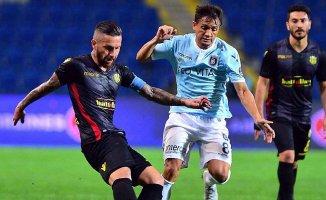Medipol Başakşehir 1- Malatyaspor 1