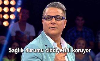 Mehmet Ali Erbil'in durumu kritik