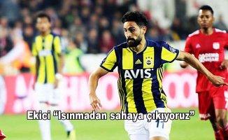 Mehmet Ekici isyan etti