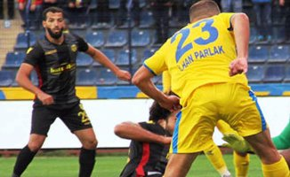 MKE Ankaragücü 1-Evkur Yeni Malatyaspor 0