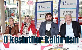 Promotürk'ten TİM'e kesinti isyanı: Siz de fedakarlık yapın