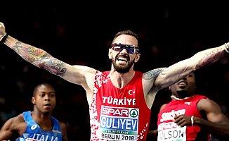 Ramil Guliyev Avrupa yılın atleti Ödülü'nde finale kaldı