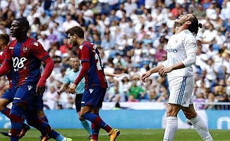 Real Madrid 1- Levante 2