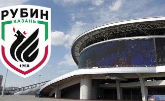 Rubin Kazan 1 yıl Avrupa Kupalarından men edildi