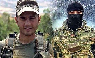 Tunceli'den acı haber; 2 askerimiz donarak şehit düştü
