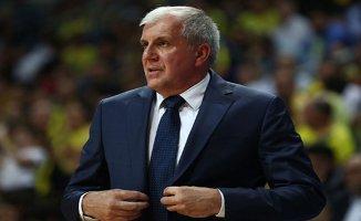 """Zeljko Obradovic """"Takımımın performansından çok memnunum"""