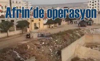 Afrin'de bozguncu yağmacı gruba ÖSO operasyonu