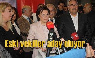 AK Parti, eski vekilleri belediye başkan adayı yapıyor