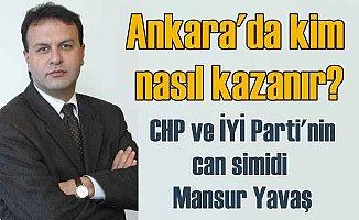 Ankara'da seçimleri kim kazanır? | Mansur Yavaş can simidi