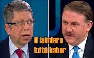 Erdoğan'ın iki danışmanına TRT'den ret