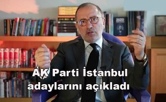 Fatih Altaylı AK Parti İstanbul adaylarını açıkladı
