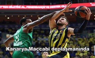 Fenerbahçe, Maccabi FOX deplasmanında