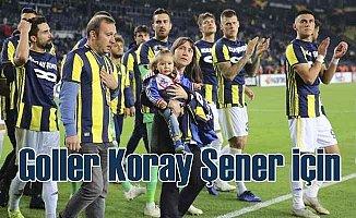 Fenerbahçe'den vefat eden taraftara gollü anma
