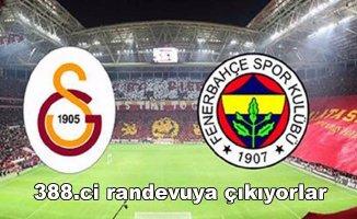 Galatasaray-Fenerbahçe derbisi saat kaçta