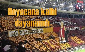 Galatasaray Fenerbahçe Derbisi'nde taraftar can verdi