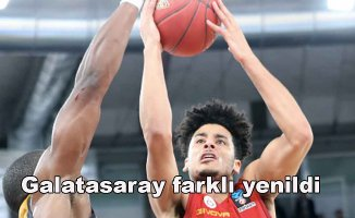 Germani Basket Brescia 88- Galatasaray 65