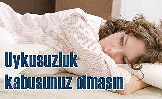 Hep uykusuz hissetmekten mi şikayetçisiniz?