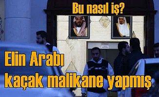 Kaşıkçı cinayeti; Araplara kaçak malikane inşaatına kim göz yumdu