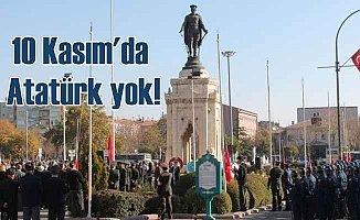 Konya Milli Eğitim Müdürlüğü'nde 10 Kasım skandalı