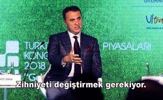 """Orman """"Beşiktaş'ı ''Çağlayan'da 400 küsür dosyadan aldım''"""
