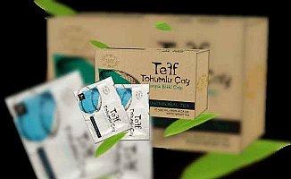 Sağlığınız İçin Teff Tohumlu Çay İçin