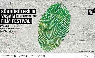 Sürdürülebilir Yaşam Film Festivali 2018 başlıyor