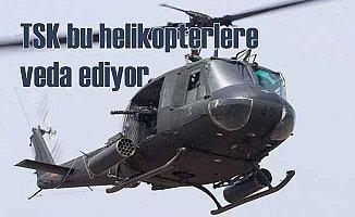 TSK, düşen helikopterleri envanterden çıkarıyor