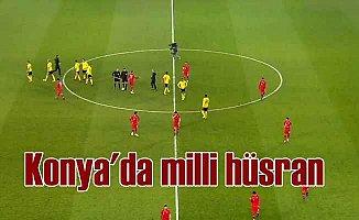 Türkiye İsviçre karşısında tek golle devrildi