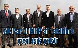 Yerel seçim öncesi AK Parti'den af kanu için yeşil ışık