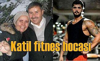 Beşiktaş'ta fitnes hocası vahşeti: Bıçakla boğaz kesti