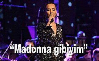Demet Akalın'dan Madonna benzetmesi
