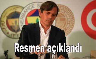 Fenerbahçe, Phillip Cocu'nun sözleşmesini fesh etti