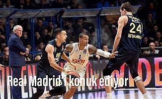 Fenerbahçe Beko Real Madrid'i ağırlıyor