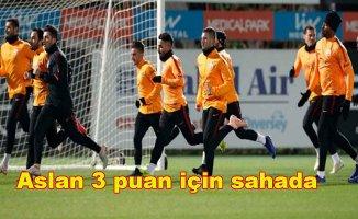Galatasaray, Çaykur Rizespor'u ağırlıyor