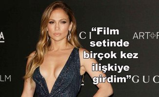 Jennifer Lopez'den şok açıklama