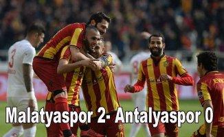 Malatyaspor'un müthiş yükselişi