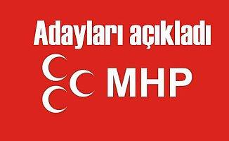 MHP 12 il, 152 belediye başkanı adayını açıkladı...
