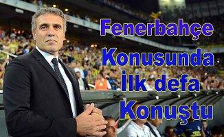 """Yanal """"Söz konusu Fenerbahçe iseayrıntılar teferruattır."""""""