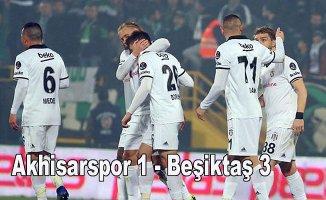 Beşiktaş iyi başladı