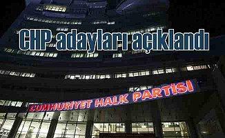 CHP PM toplantısı 18 saat sürdü; Adaylar açıklandı
