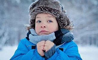 Çocuğunuz sürekli üşüyorsa Hipotiroidi olabilir