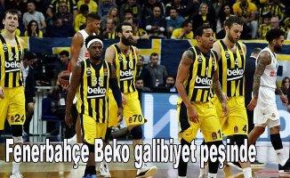 Fenerbahçe Beko Zalginis Kaunas'ı ağırlıyor