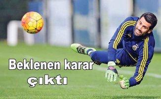 Fenerbahçe'de Volkan Demirel'de kampa katılıyor