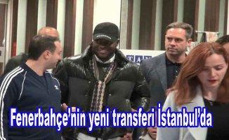 Fenerbahçe'nin yeni transferi İatanbukl'da