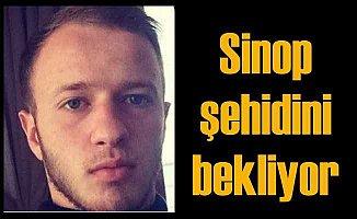 Hakurk'tan acı haber; Sinop şehidini bekliyor