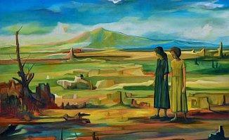 Hasan Çevik'in kişisel sergisi 'Sessiz' Galeri Diani'de