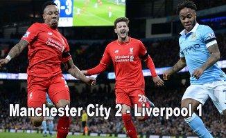 ManchesterCity, Liverpool'a dur dedi