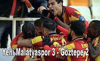 Yeni Malatyaspor maç fazlasıyla lider